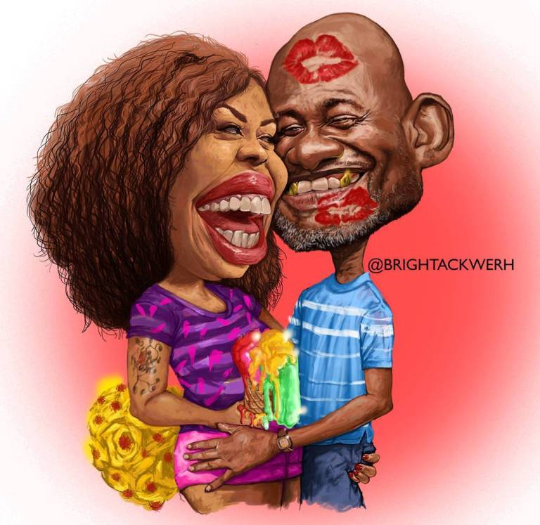 Bright on Kennedy Agyapong and Afia Schwarzenegger's love war.