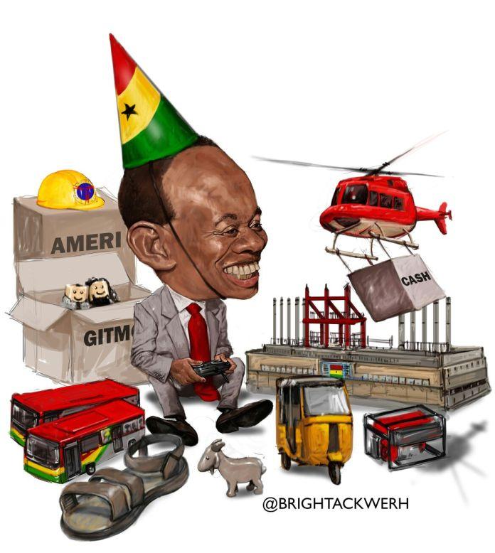 Ghana @ 59