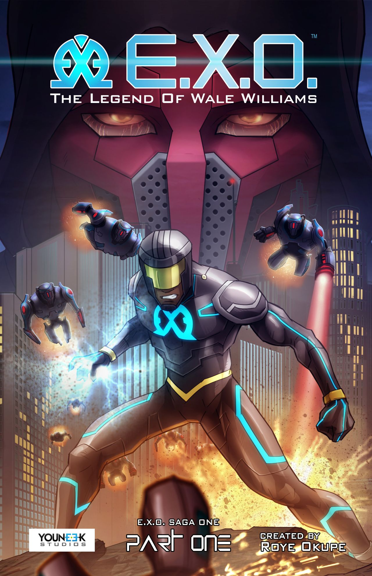 E.X.O. Legend of Wale Williams by Roye Okupe