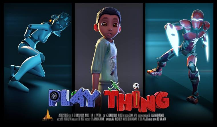 Promo image for Anthill Studio's Plaything