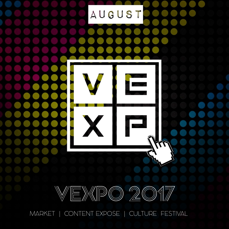 Comics and Smoothies - a VEXPO 2017
