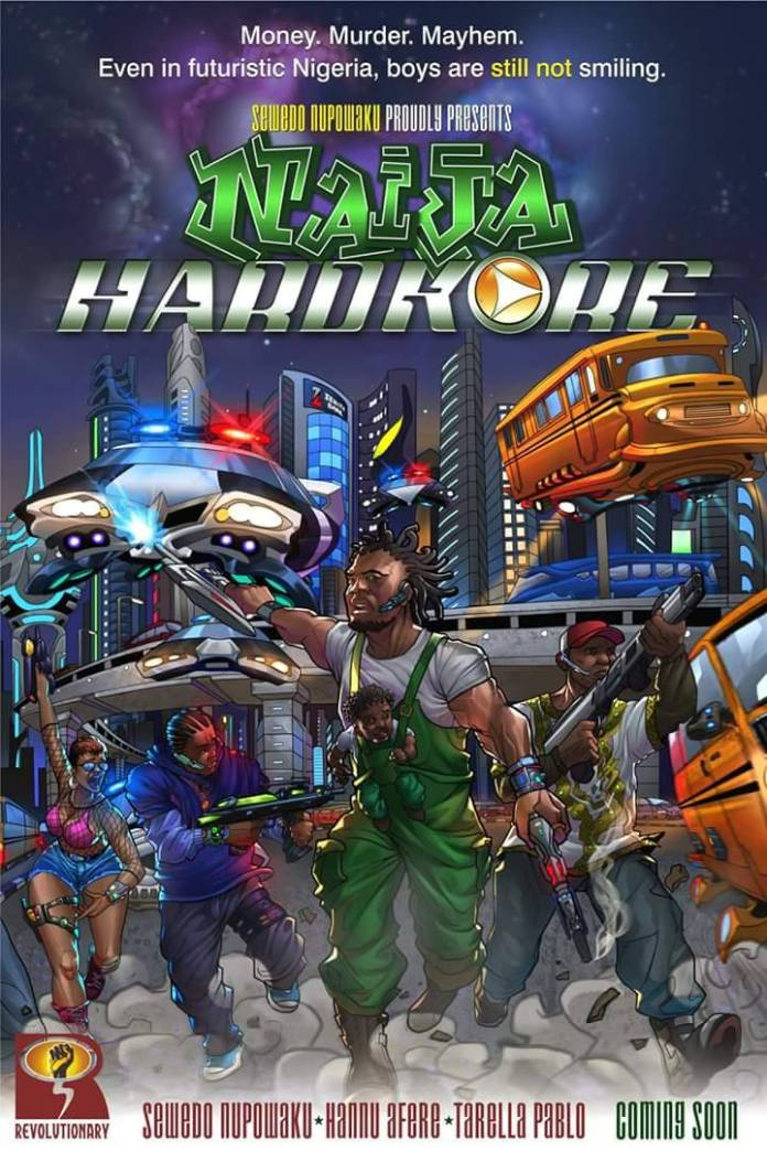 Naija Hardkore cover page