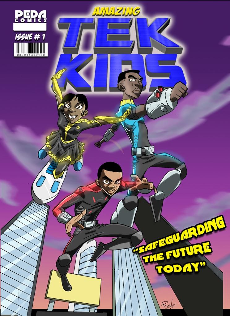The Amazing Tek Kids