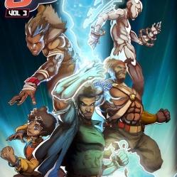 ComicUP vol 3s