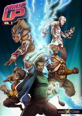 ComicUp Volume 3