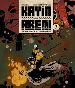 Kayin&Abeni issue 1